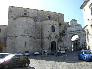 Kathedrale in Gerace
